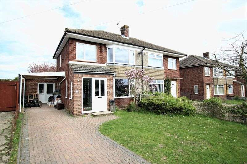 4 Bedrooms Semi Detached House for sale in Upper Breckland Road, Norwich