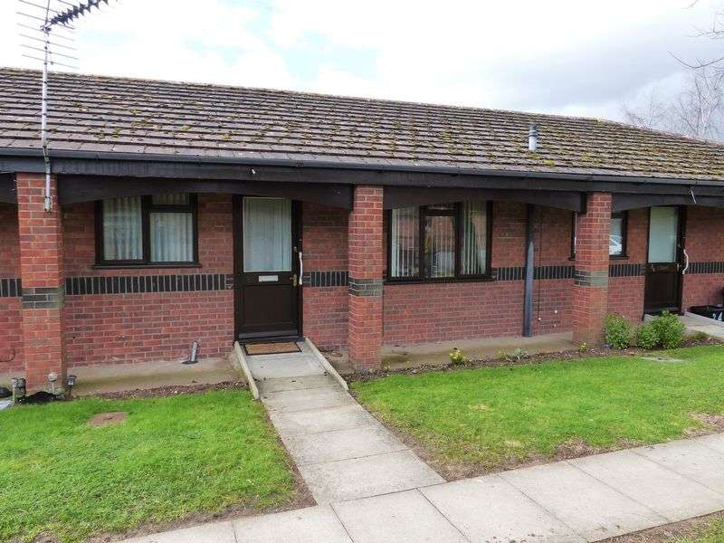 1 Bedroom Bungalow for sale in St Claires Court, Lincoln