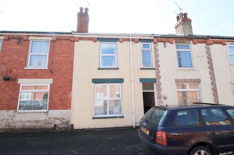 2 Bedrooms Terraced House for sale in Henley Street, Lincoln, LN5 8BB