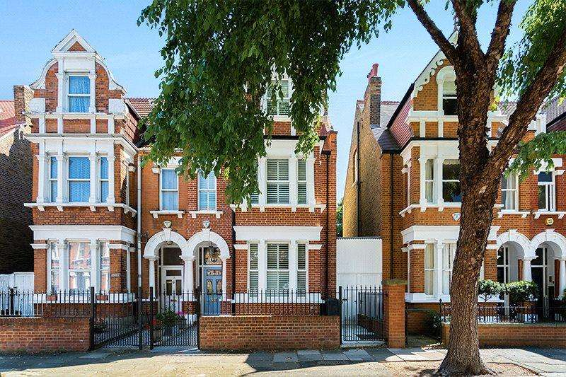 5 Bedrooms Semi Detached House for sale in Netheravon Road, London, W4