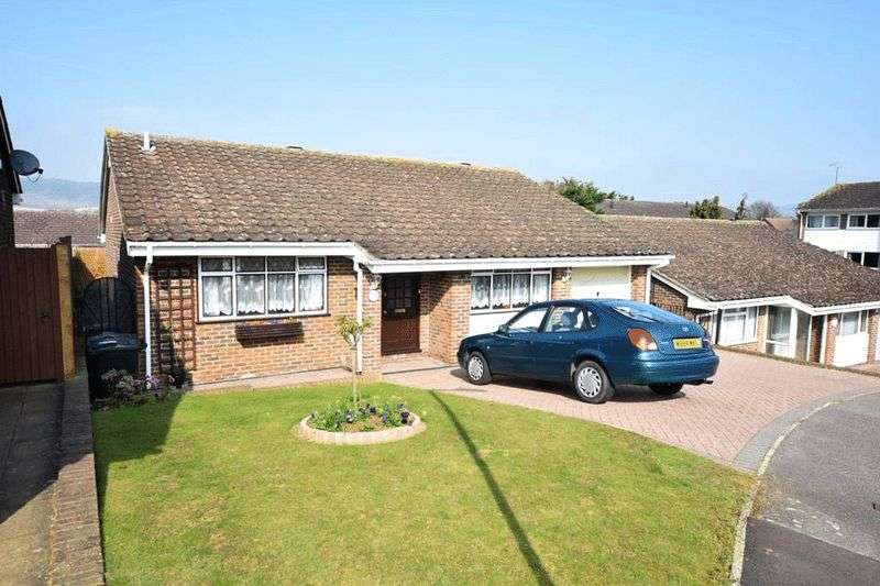 3 Bedrooms Detached Bungalow for sale in Becksbourne Close, Maidstone