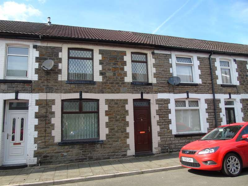 3 Bedrooms Terraced House for sale in Llewelyn Street, Pontypridd