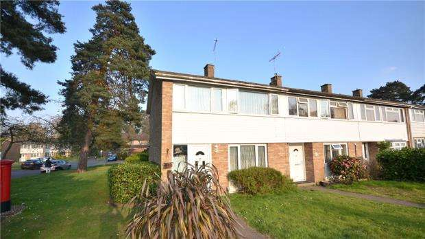 3 Bedrooms End Of Terrace House for sale in Uffington Drive, Bracknell, Berkshire