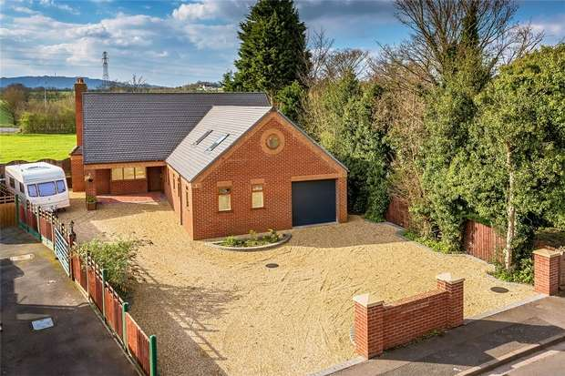 5 Bedrooms Detached House for sale in The Plot, Wellington Road, Horsehay, Telford, Shropshire