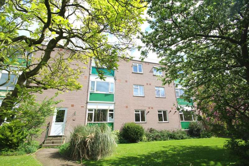 2 Bedrooms Apartment Flat for sale in Elm Court, Bromley Road, Catford, SE6