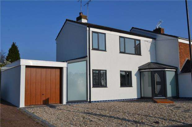 3 Bedrooms Semi Detached House for sale in Postbridge Road, Styvechale, Coventry, West Midlands