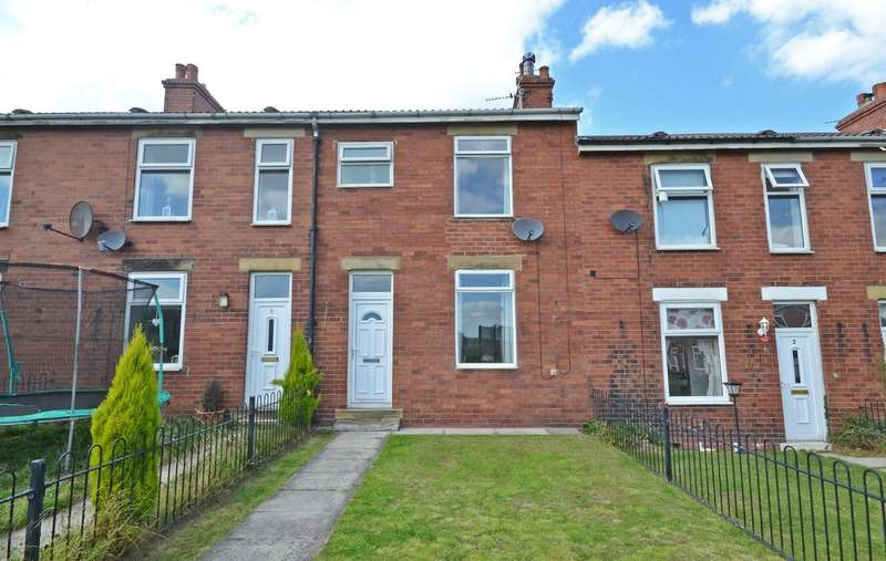 2 Bedrooms Terraced House for sale in South View, Crigglestone, Wakefield