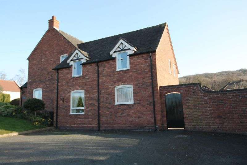 5 Bedrooms Detached House for sale in Holyhead Road, Wellington, Telford
