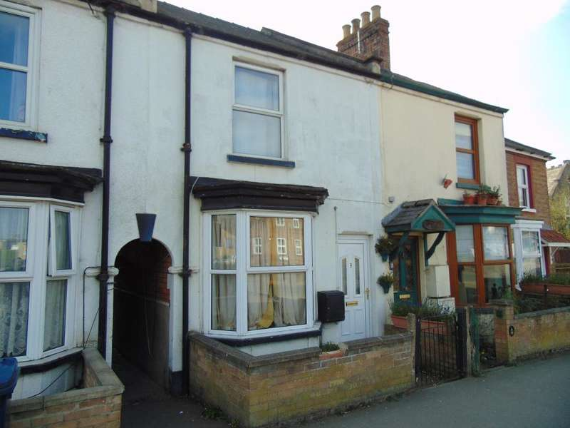 2 Bedrooms Terraced House for sale in Elm Road, Wisbech, Cambs, PE13 2TB