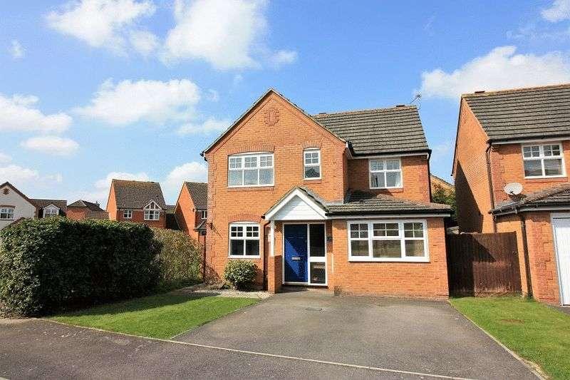4 Bedrooms Detached House for sale in Beyer Road, Salisbury