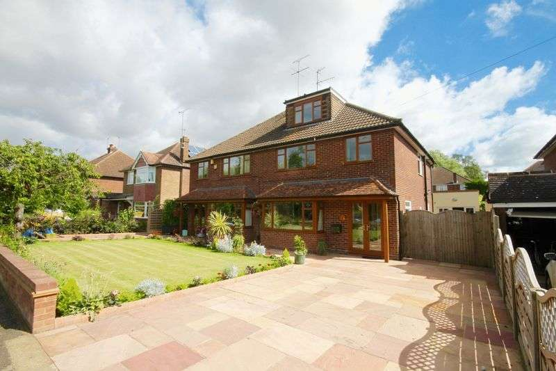 5 Bedrooms Semi Detached House for sale in Mansdale Road, St. Albans
