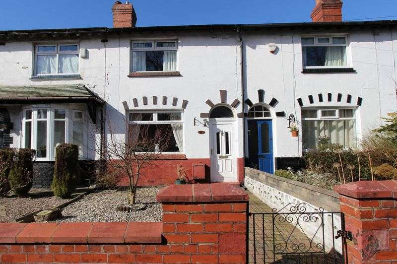 2 Bedrooms House for sale in Sefton Street, Whitefield, Manchester