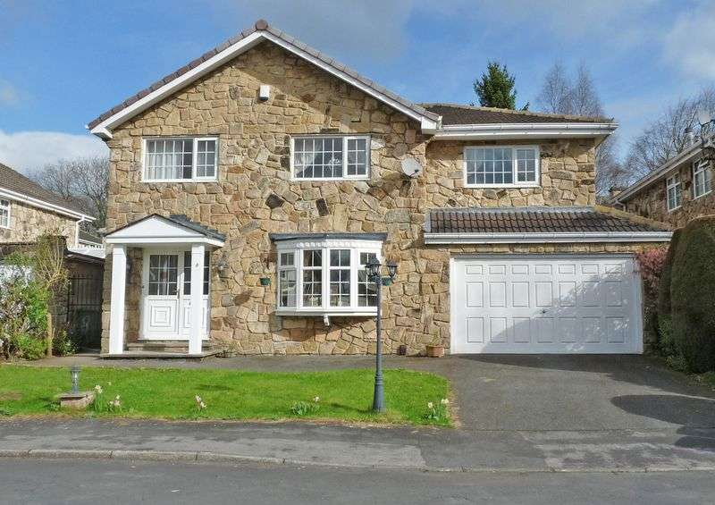 5 Bedrooms Detached House for sale in Adel Park Close, Leeds LS16 8HR 5 Double Bedroom Detached Family House with 3 Reception Rooms