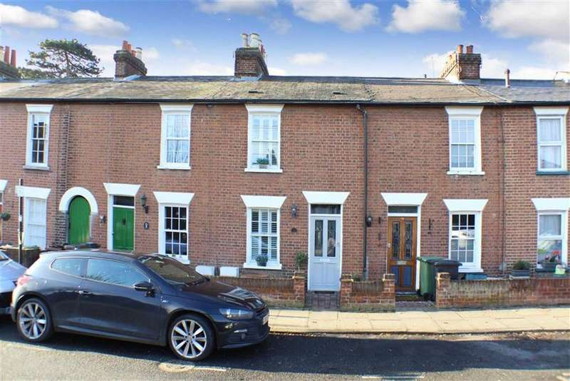 2 Bedrooms Terraced House for sale in Dalton Street, St Albans, Hertfordshire