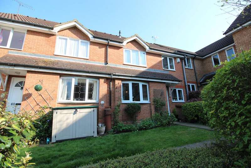 2 Bedrooms Terraced House for sale in Eagle Close, Waltham Abbey EN9