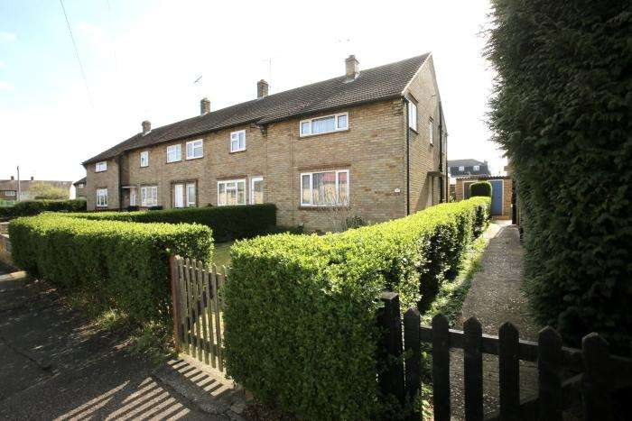 2 Bedrooms End Of Terrace House for sale in ACRE AVENUE, ONGAR CM5