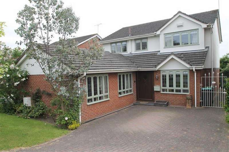 4 Bedrooms Detached House for sale in Vicarage Court, Holt
