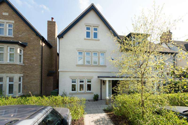 4 Bedrooms Semi Detached House for sale in Upland Park Road, Oxford, Oxfordshire