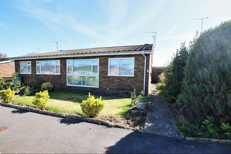 2 Bedrooms Semi Detached Bungalow for sale in Acorn Green, Hailsham BN27