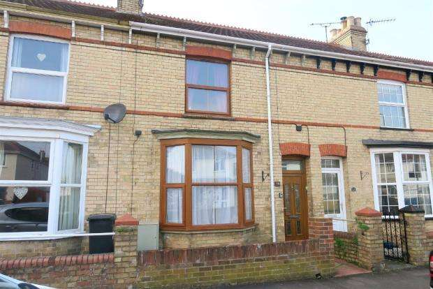 3 Bedrooms Terraced House for sale in Eastleigh Road, Taunton TA1