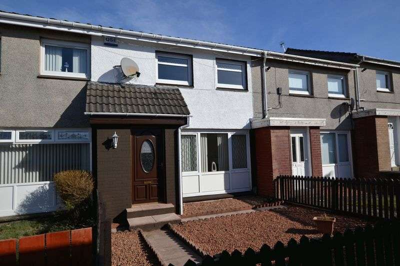 3 Bedrooms Terraced House for sale in Glengonnar Street, Larkhall