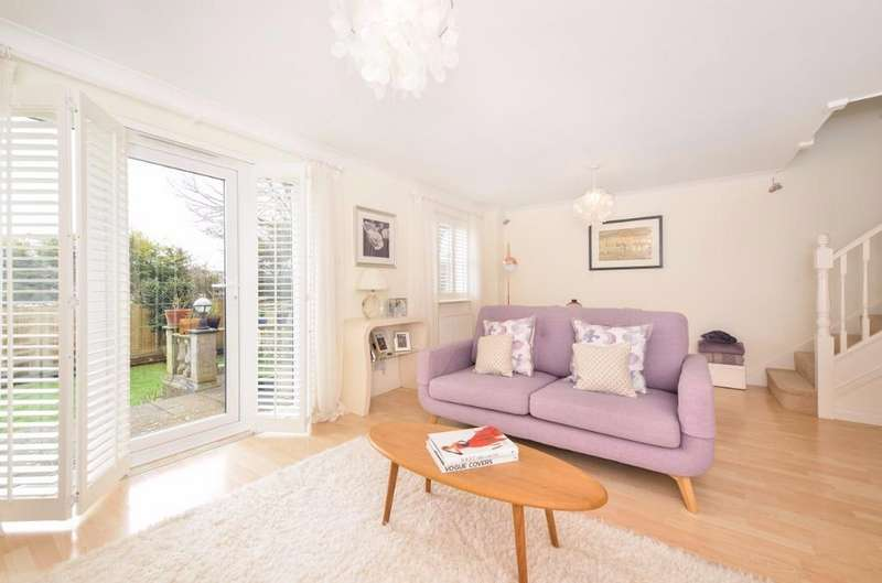3 Bedrooms Detached House for sale in Windmill View Brighton East Sussex BN1