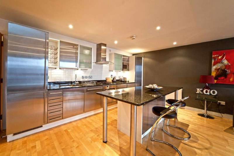 2 Bedrooms Flat for rent in King Edward's Wharf Sheepcote Street