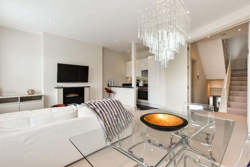 3 Bedrooms Apartment Flat for sale in TACHBROOK STREET, SW1V