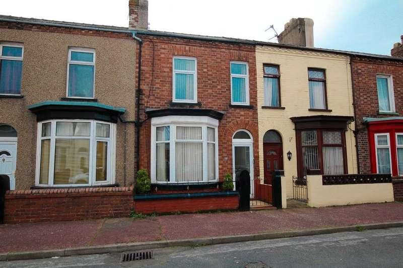 2 Bedrooms Terraced House for sale in 10 Dumfries Street, Barrow-In-Furness