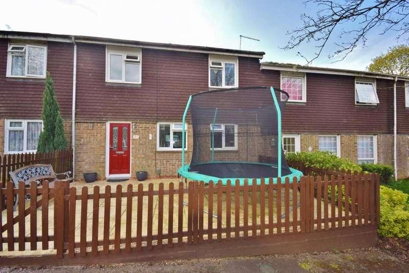 4 Bedrooms Terraced House for sale in Black Dam, Basingstoke, RG21