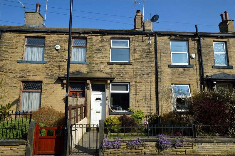 2 Bedrooms Terraced House for sale in Thornhill Street, Calverley, Pudsey, West Yorkshire