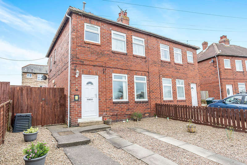 3 Bedrooms Semi Detached House for sale in River View, Blaydon-On-Tyne, NE21