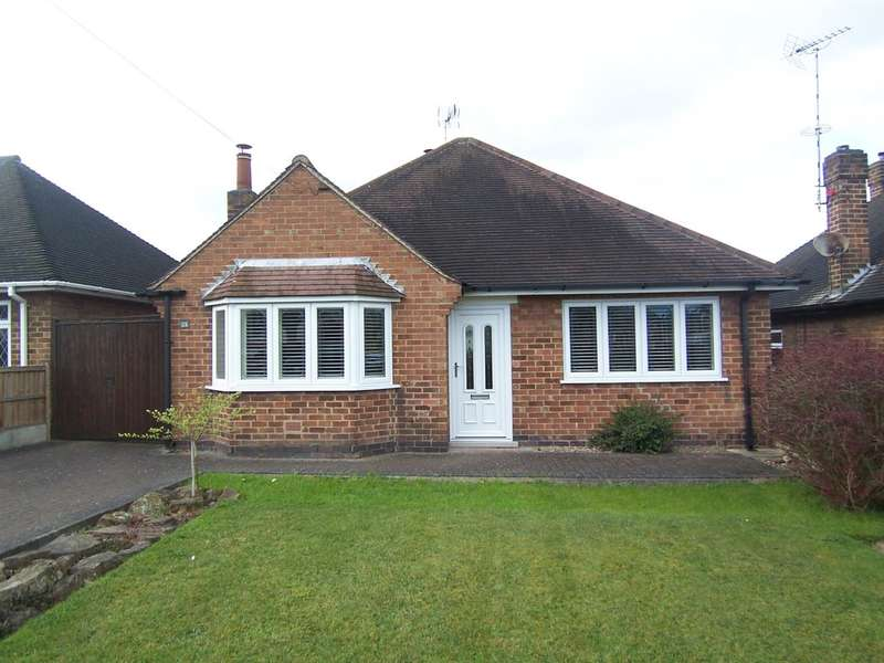 2 Bedrooms Bungalow for sale in Fall Road, Heanor