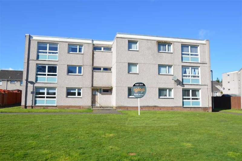 1 Bedroom Apartment Flat for sale in Chantinghall Road, Hamilton