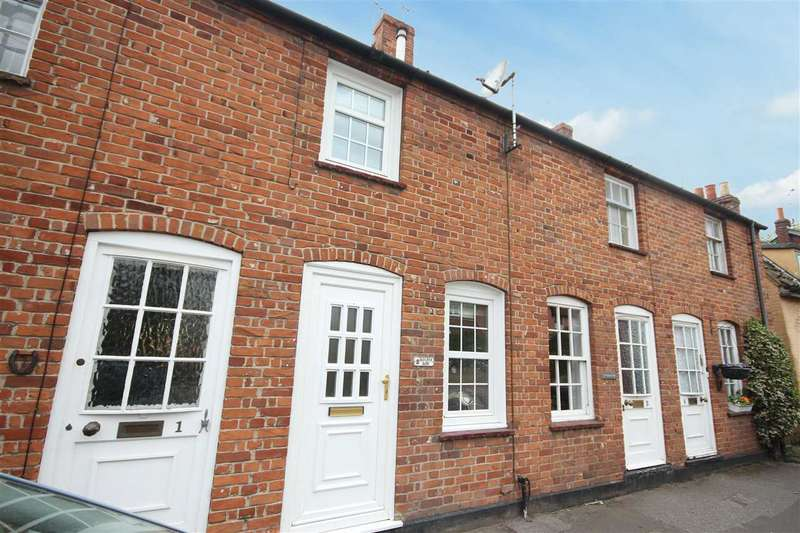 2 Bedrooms Terraced House for sale in Holbys Row, High Street, Thorpe-Le-Soken