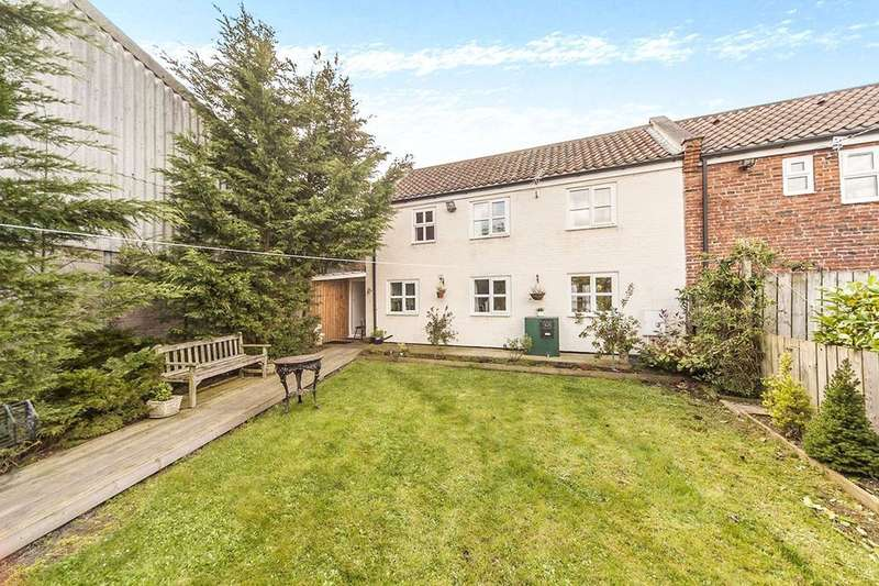 2 Bedrooms Semi Detached House for sale in Eaglescliffe, Stockton-On-Tees, TS16