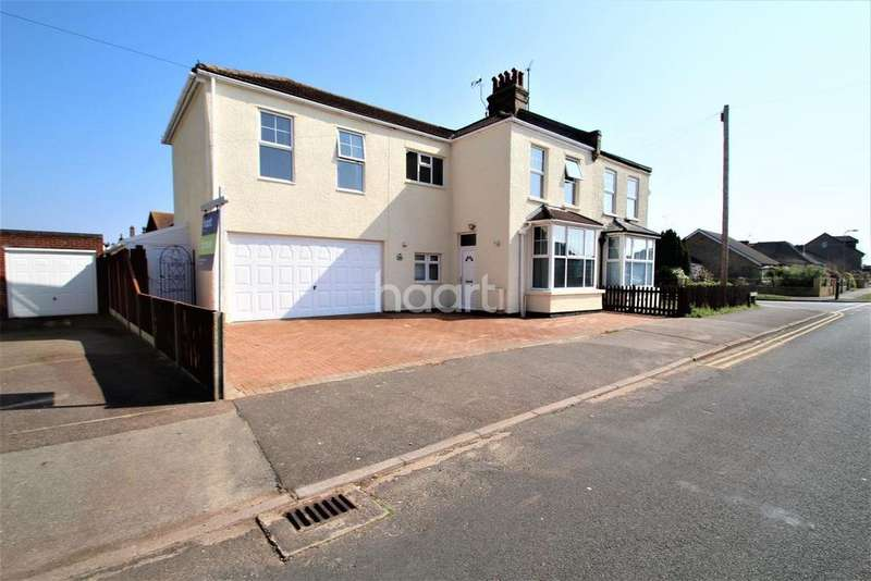 4 Bedrooms Semi Detached House for sale in Woodrows Lane