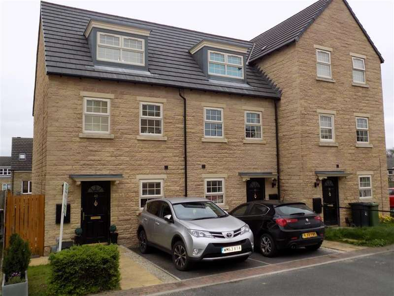 3 Bedrooms End Of Terrace House for sale in Marlington Drive, Ferndale, Huddersfield, HD2
