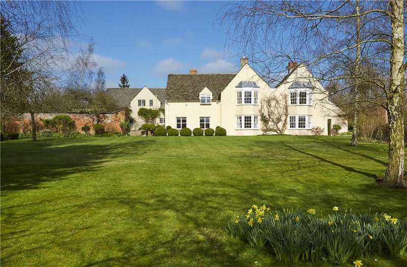 6 Bedrooms Detached House for sale in South Leigh, Oxfordshire, OX29