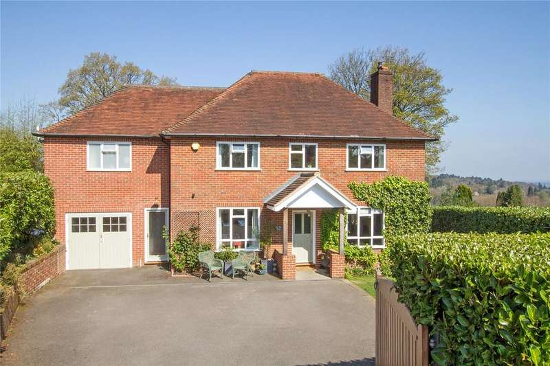 5 Bedrooms Detached House for sale in Denbigh Road, Haslemere, Surrey, GU27