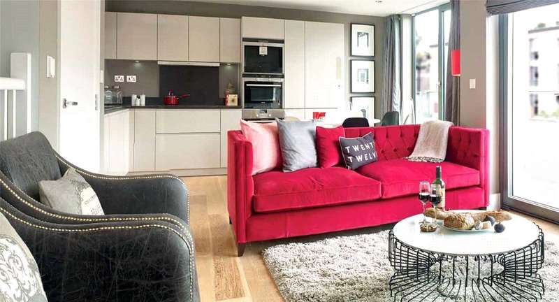 2 Bedrooms Flat for sale in Hardy Mansions, Portobello Square, London, W10