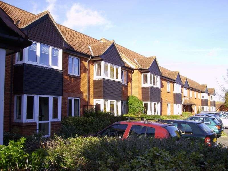 1 Bedroom Retirement Property for sale in Old School Court, Stowmarket, IP14 1NB