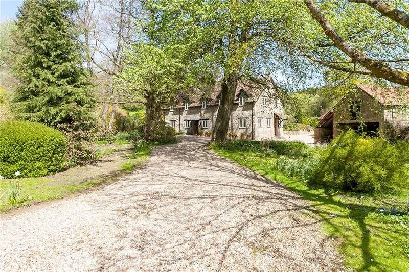 5 Bedrooms Detached House for sale in Chaffeymoor, Bourton, Gillingham, Dorset, SP8