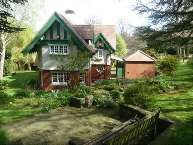 3 Bedrooms Detached House for sale in Jesmond Dene Road, Newcastle upon Tyne, Tyne and Wear