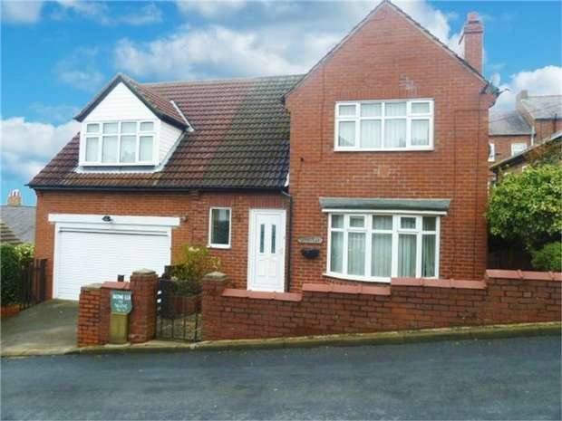 3 Bedrooms Detached House for sale in Edgewell Road, Prudhoe, Northumberland