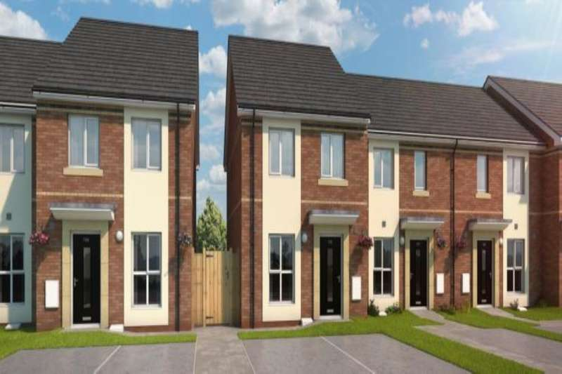 3 Bedrooms Property for sale in The Parks, Anfield, Liverpool, L5