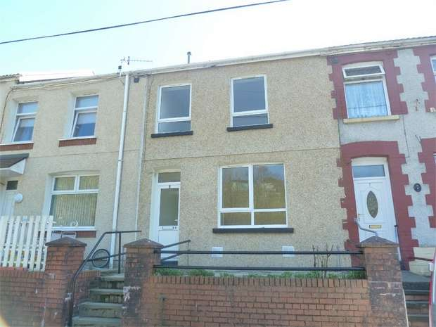 2 Bedrooms Terraced House for sale in Norton Terrace, Glyncorrwg, Port Talbot, West Glamorgan