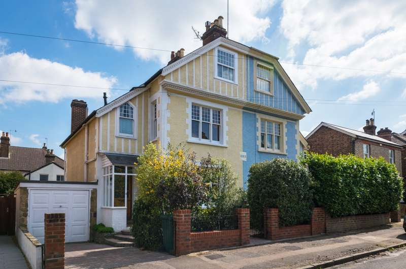5 Bedrooms House for sale in Shrewsbury Road, RH1