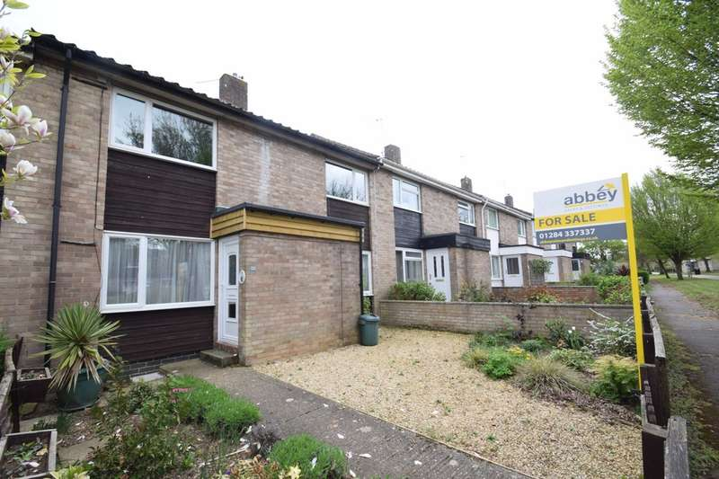 3 Bedrooms Terraced House for sale in Caie Walk, Bury St Edmunds