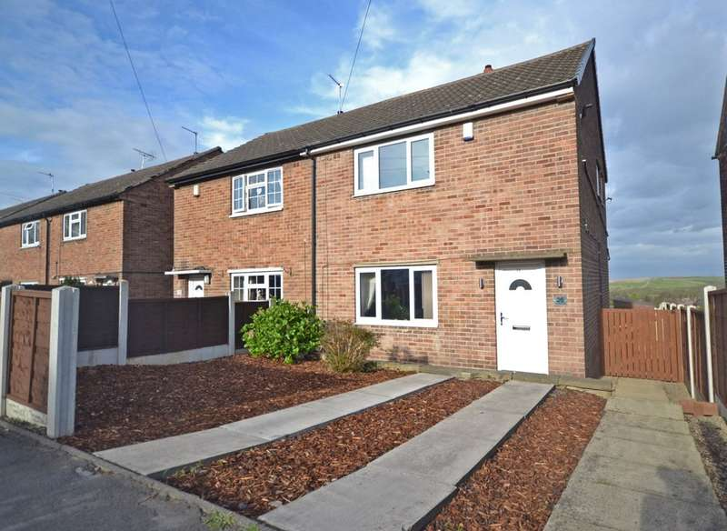 2 Bedrooms Semi Detached House for sale in Warmfield View, Wakefield
